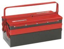 Boîte à outils métallique Facom 2 étages - 5 compartiments