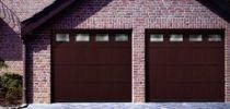 Hublot pour porte de garage