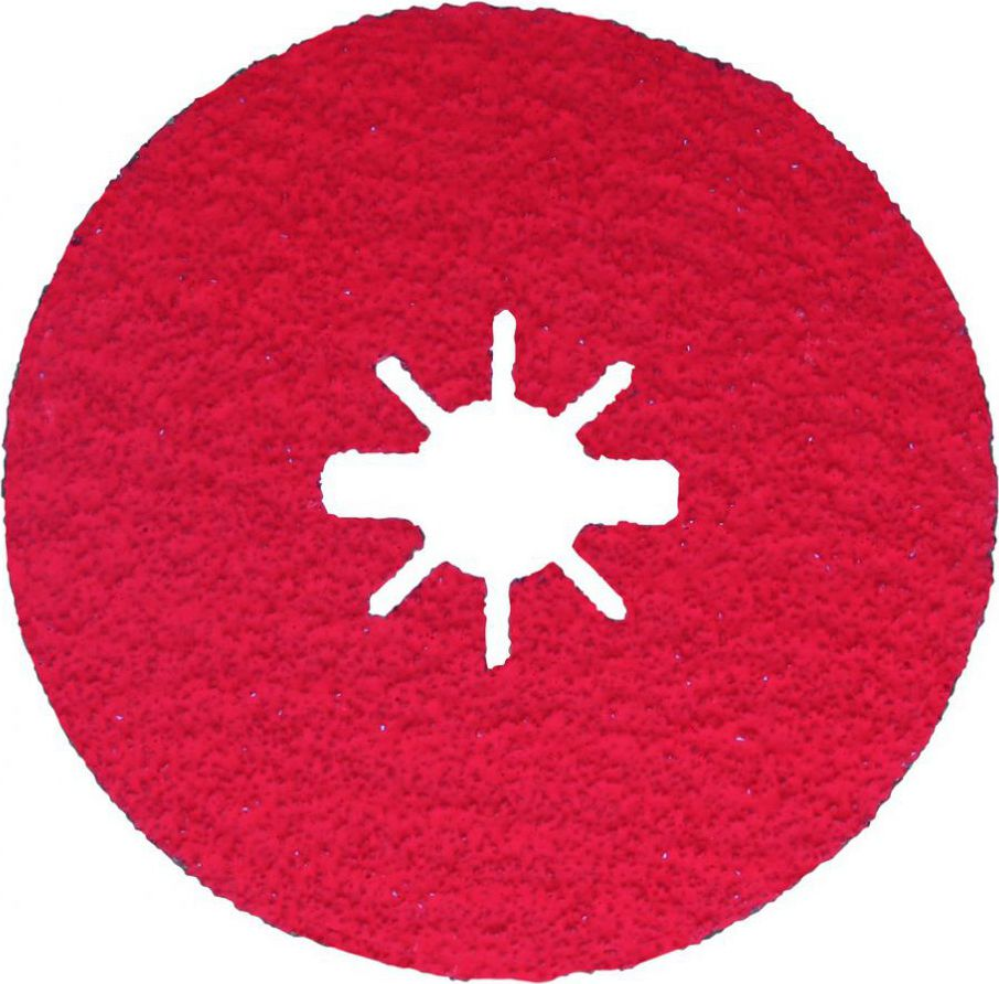 Disque fibre céramique Xlock Métal et inox