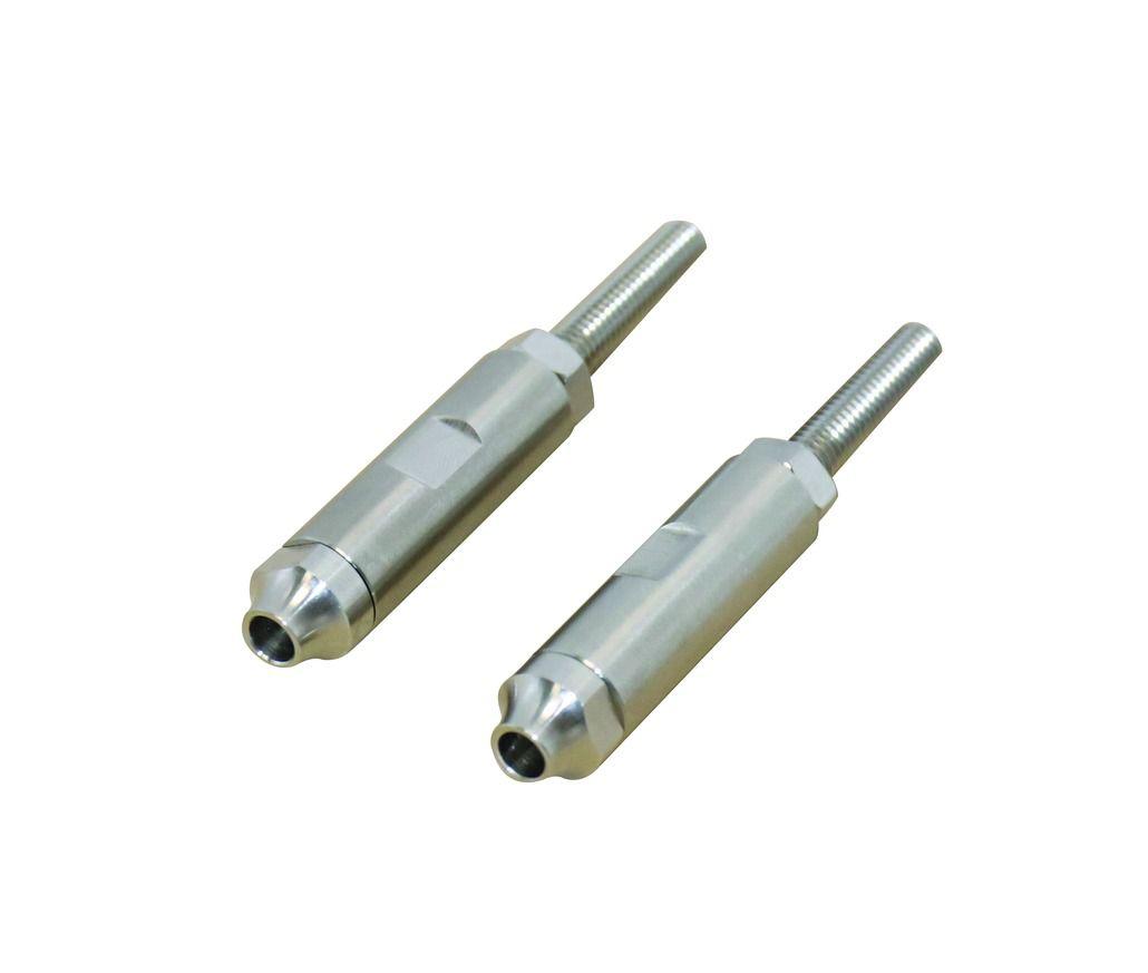 Kit pour câble ø 6 mm inox 316