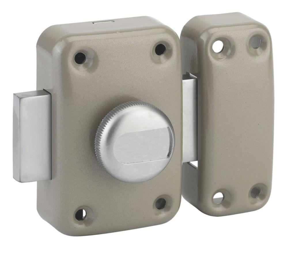 A bouton - cylindre 5 goupilles HG - ø 23