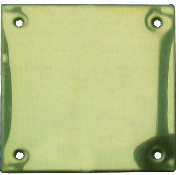 Accessoire pour bouton et béquille - Cache entrée