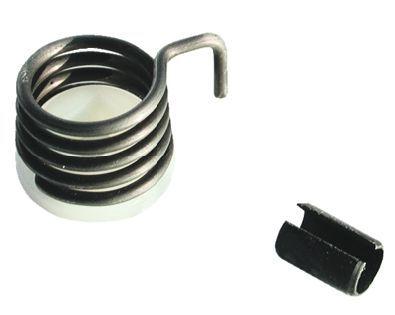 Accessoire pour bouton et béquille Ressort de rappel