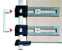 Accessoires gabarit de perçage bouton et poignée