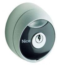 Accessoires Nice - contacteur à clé filaire