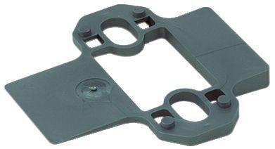 Accessoires pour charnière cale d\'angle - plastique gris