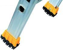 Accessoires pour échelles patins chaussants bi-matière