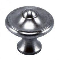 Finition fer brut acier - bouton lyonnais