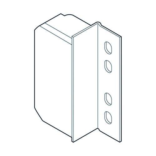 Adaptateur supplémentaire pour tube Tandembox gris