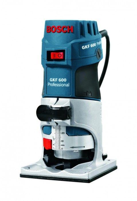 Affleureuse GKF 600