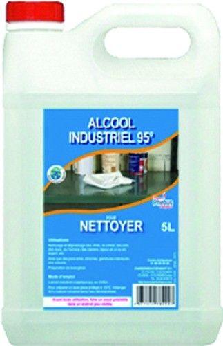 Alcool industriel 95°