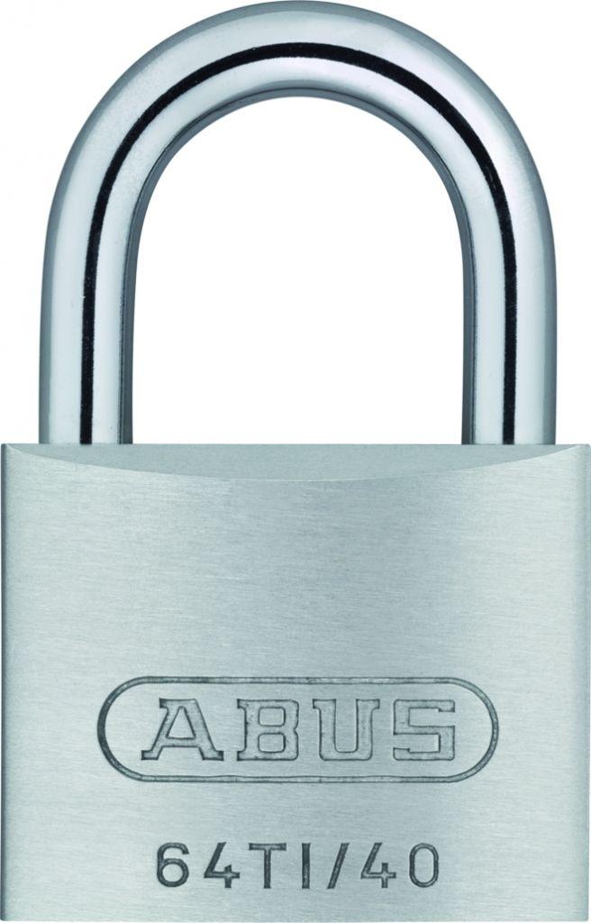 Aluminium massif - série 64 Abus