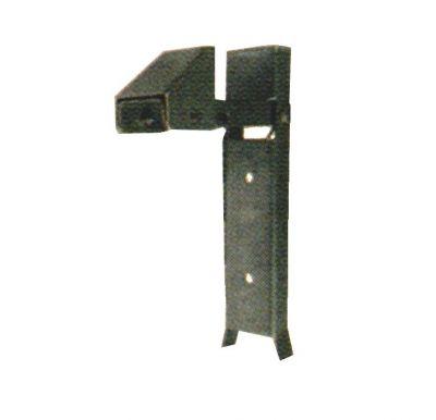 Arrêt de portail - Inox 316 L brossé