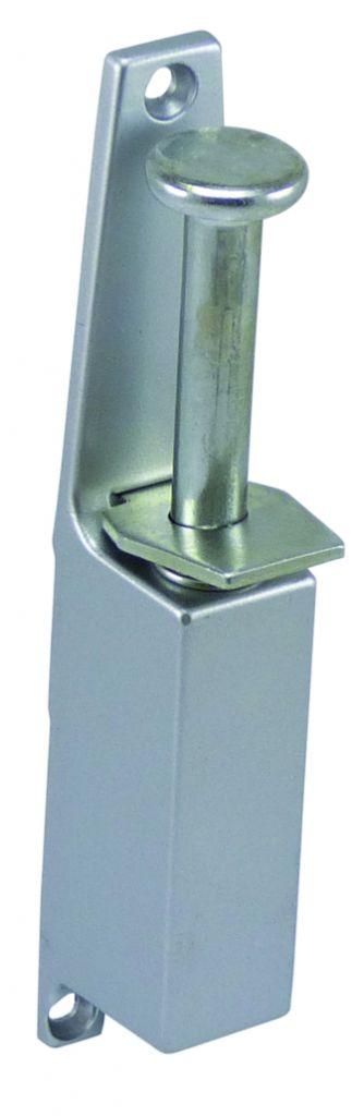 Arrêt de porte a pédale - Fonte d\'aluminium