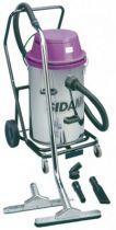 Aspirateurs industriels Sidamo Jet 60/100 - eau et poussières cuve inox
