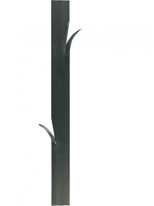 Barre de défense à épines en 2 m pour fenêtre