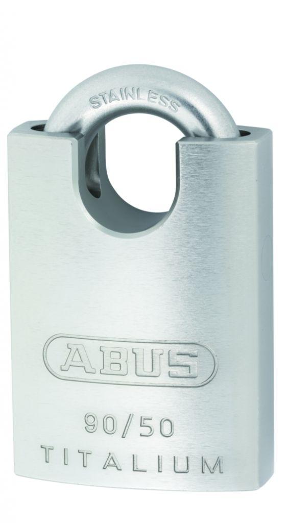 Blindé aluminium massif - série 90RK Abus