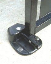 Bloc portail composite
