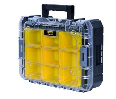Boîte à outils malette organiseur 7 compartiments - Tstak