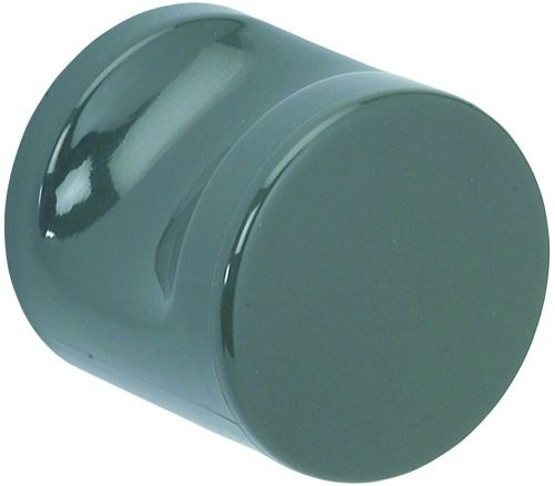 Bouton classique cylindrique - nylon à 1 encoche ø 32 mm