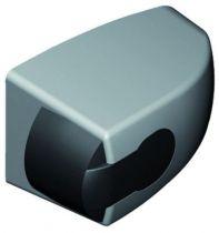Butée fixation invisible - hauteur 25 mm