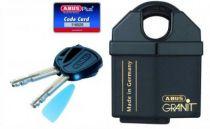 Cadenas renforcé haute sécurité - série Granit 37/60