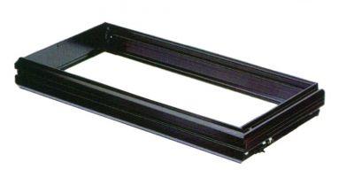 Cadre pour dossiers suspendus pour armoire - largeur fixe