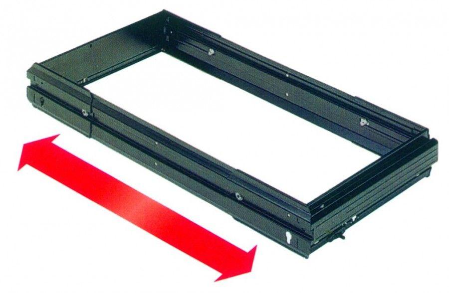 Cadre pour dossiers suspendus pour armoire - largeur réglable