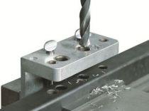 Calibre de perforation pour serrure type LAKQ