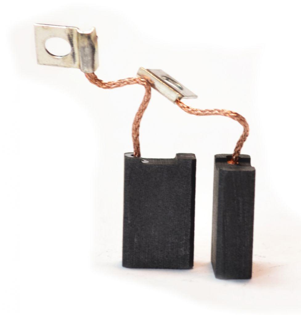 Balais Charbon pour Collomix Fouet Électrique Mélangeur Ergomix 1 avec support 20567
