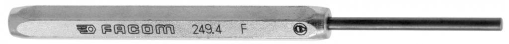 Chasse-goupilles standard série 249 - Facom - Forme D - corps hexagonal