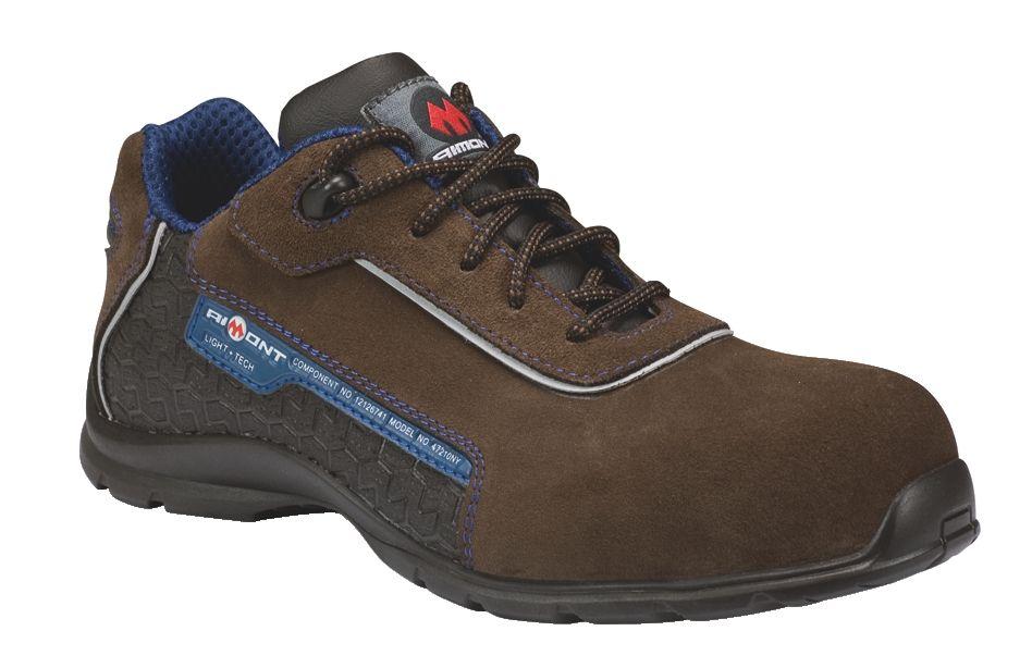 Chaussures de sécurité hautes cuir noir LIBERATOR S3 SRC aME6JM
