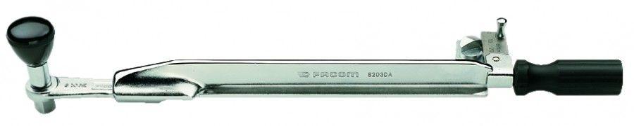 Clé dynamométrique avec carré conducteur S.203A