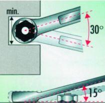 Clé mixte Facom standard série 440 - profil OGV®