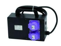 Coffret 24 V transformateur de chantier