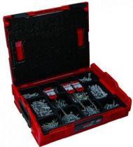 Coffret L-Boxx chevilles tout matériaux