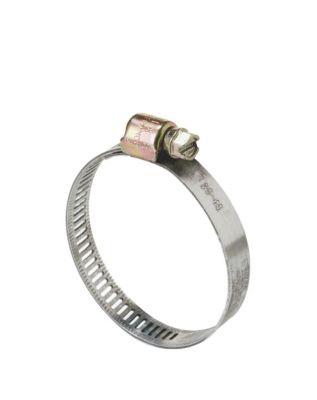 Colliers à bande ajourée acier galvanisé 8 mm - W1 - standard