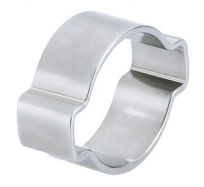 Colliers à oreilles w1 - acier galvanisé