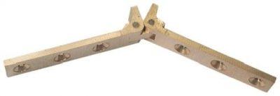 Compas pour porte briquet - laiton