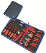 Composition Unior trousse 13 outils VDE - 905 VDE BI