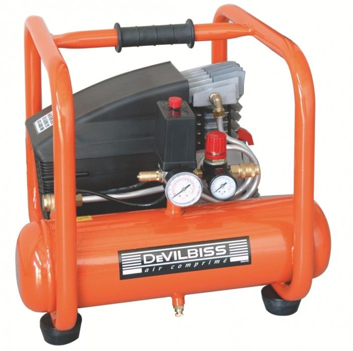 Compresseur mono-étagé EM.13.R6.8 - 6 litres