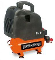 Compresseur sans huile Vento OM 231 - 6 litres