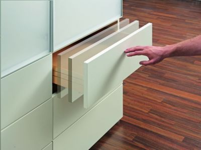 Coulisse invisible Push/Smove Unica