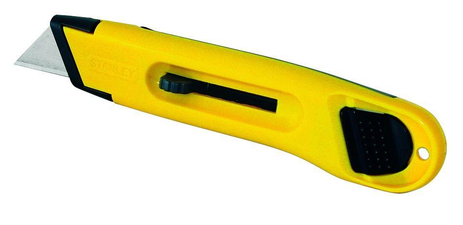 Couteau rétractable ABS anti-choc