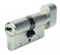 Cylindre à bouton Bricard Dual XP S