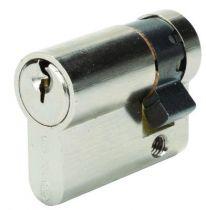 Demi - cylindre Bricard Alpha pour portes coupe - feu