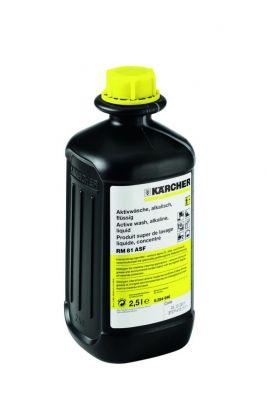 Détergent et entretien nettoyeur haute pression lavage actif alcalin concentré RM 81 ASF