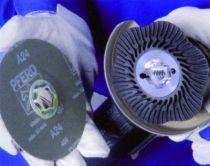 Disque toile fibre Combiclick® - boîte de 25