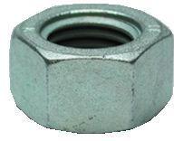 Ecrou hexagonal HU - acier zingué classe 8 - ISO 4032