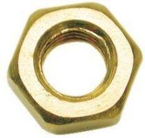 Ecrou héxagonal HU laiton - DIN 934
